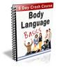 Thumbnail Body Language basics 5 day crash course